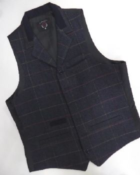 Carabou Selby H/B waistcoat